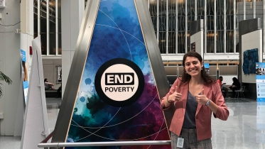 Victoria Meyer '20 World Bank