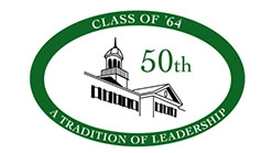 Class of 1964 50th Reunion Logo