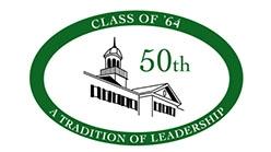 Class of 1964 50th Reunion Logo