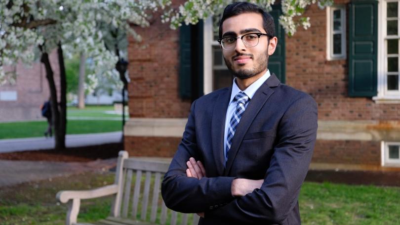 16F Student Program Assistant_Deep Singh