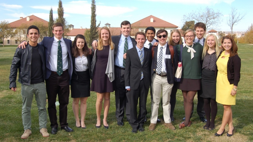 PBPL 85 participants at the Jordanian King's Academy