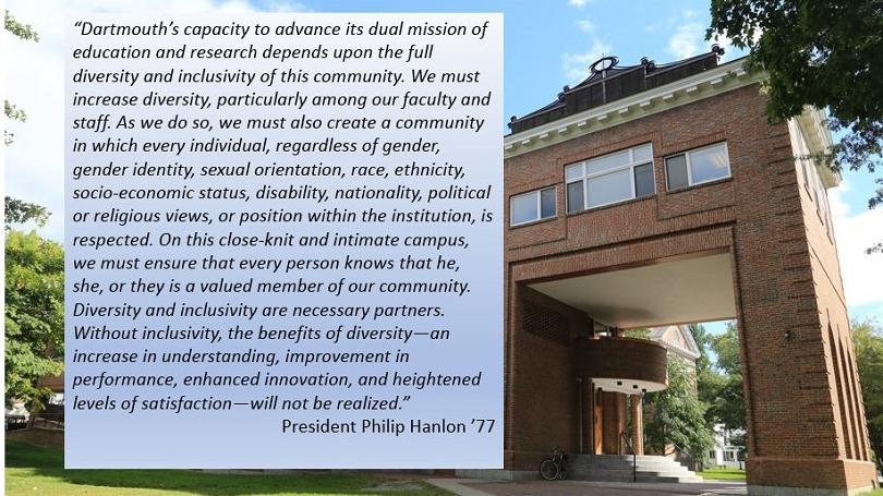 Pres Hanlon Quote